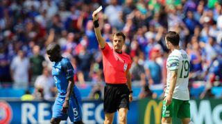 Euro 2016 :  L'Italien Nicola Rizzoli arbitrera la demi-finale Allemagne/France