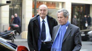 """Jean-Louis Debré parle de son ami Jacques Chirac : """"Je vois qu'il souffre et qu'il a de la peine"""""""