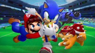 Jeux Olympiques : Mario et Sonic se mettent au rugby à 7 !
