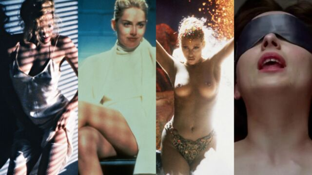 Basic Instinct, Cinquante Nuances de Grey… Les films les plus hot (PHOTOS)