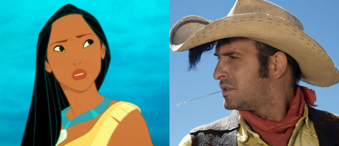 Lucky Luke C8 Pocahontas Dracula Ces Personnages Ont Ils