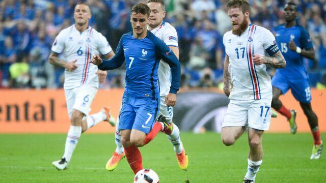 Audiences : France/Islande, un énorme record historique pour M6