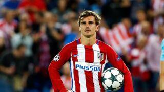 Antoine Griezmann élu meilleur joueur du championnat de foot espagnol