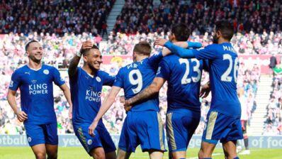 Football : Le titre de Leicester enflamme Twitter