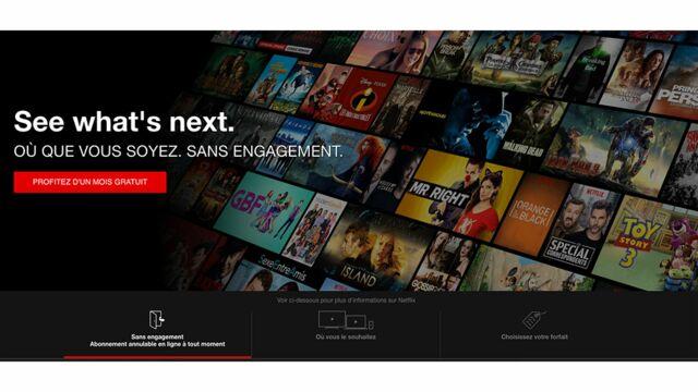 Netflix US signe un partenariat avec Disney, Pixar, Marvel et LucasFilm