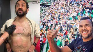 Twitter : Cyril Hanouna se fait épiler, Tsonga est heureux à Roland Garros