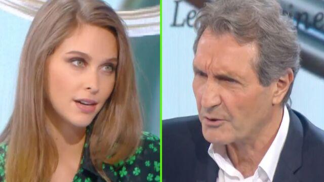 Le Tube : Jean-Jacques Bourdin corrige Ophélie Meunier en pleine interview (VIDÉO)