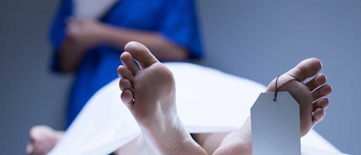 Declare Mort Il Se Reveille Sur La Table D Autopsie