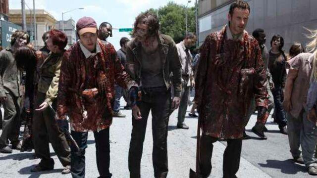 La saison 2 de The Walking Dead déjà sur Sundance Channel (VIDEO)