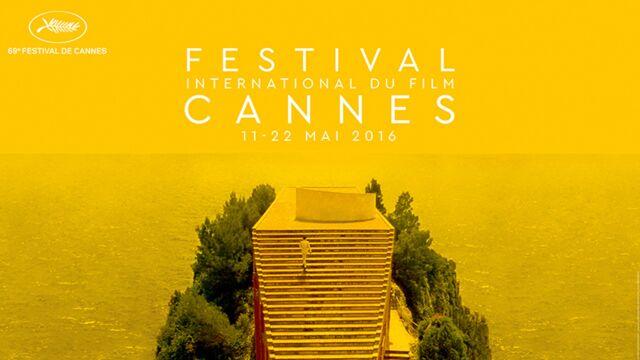 L'affiche officielle du 69e Festival de Cannes rend hommage à Jean-Luc Godard (PHOTO)