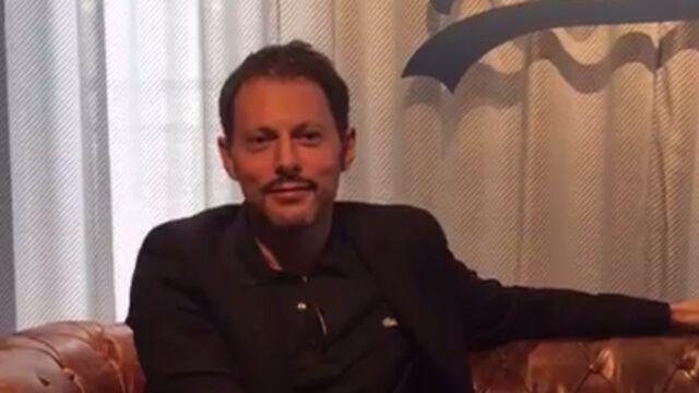 Marc-Olivier Fogiel déclare sa flamme à son époux (VIDÉO)
