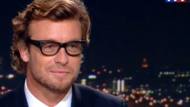 Mentalist : le superbe cadeau de Simon Baker au patron de TF1 (VIDÉOS)