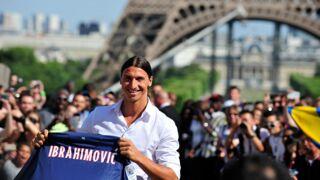 Ligue 1 : Pour rester au PSG, Zlatan Ibrahimovic veut sa statue à la place de la Tour Eiffel