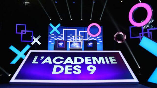 Audiences alarmantes pour L'Académie des 9 sur NRJ 12