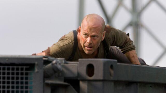 Bruce Willis a conquis le public de TF1