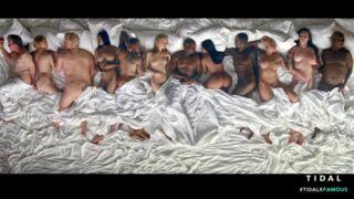 Rihanna et Donald Trump nus au lit : le clip de Kanye West affole Twitter (VIDÉO)