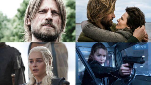 Quand les stars de Game of Thrones se la donnent au cinéma ! (PHOTOS)