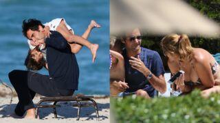 Quand Roger Federer se relaxe à Miami avec femme et enfants, c'est attendrissant ! (8 PHOTOS)