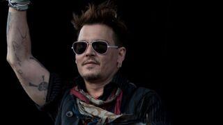 Johnny Depp aurait retouché son tatouage qu'il avait fait pour Amber Heard