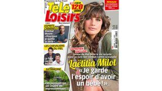 A la Une de Télé-Loisirs : l'interview exclusive de Laëtitia Milot qui lutte contre la maladie