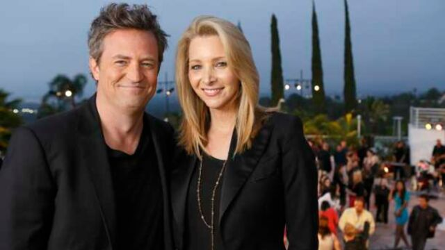 Matthew Perry et Lisa Kudrow regrettent l'arrêt de Friends (VIDEO)