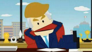 Donald Trump violemment attaqué dans South Park