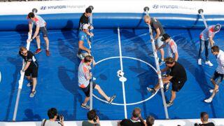 Euro 2016 : Les pilotes de rallye font un clin d'œil au football !