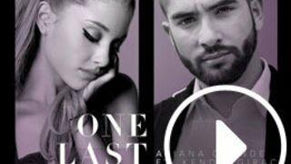 "Ecoutez ""One Last Time (Attends-moi)"", le duo entre Ariana Grande et Kendji Girac"