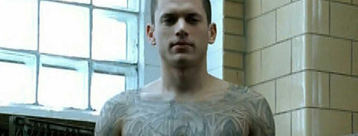 Prison Break M6 Que Signifient Les Tatouages En Prison