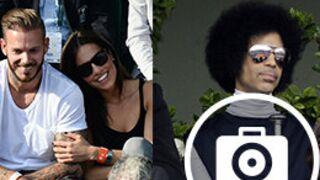 Matt Pokora en galante compagnie, le look étrange de Prince : les people à Roland-Garros (20 PHOTOS)