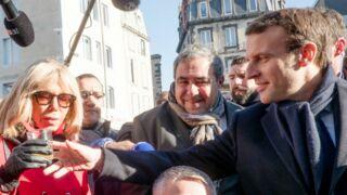 Brigitte, l'épouse d'Emmanuel Macron, interdite de campagne ?