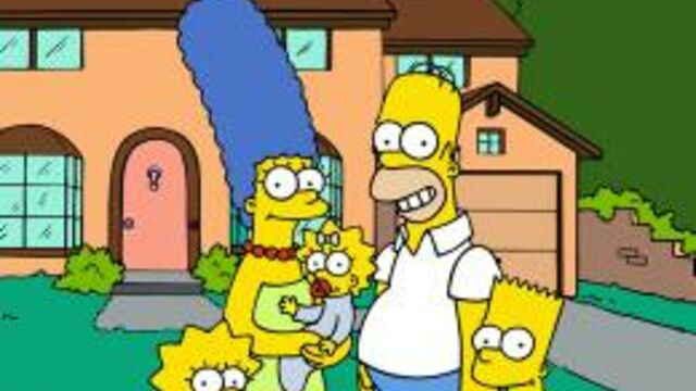 Menace sur Les Simpson