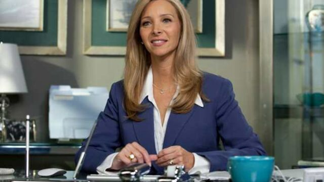 Lisa Kudrow rejoint Scandal
