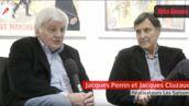 """Jacques Perrin et Jacques Cluzaud pour Les Saisons : """"C'est la nature qui se raconte"""" (INTERVIEW VIDÉO)"""