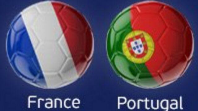 Déprogrammation pour la finale de l'Euro Portugal/France sur M6