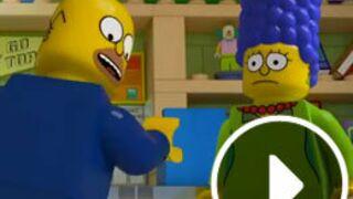 Les Simpson, revisités en version Lego !