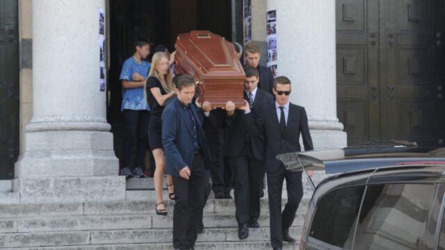 Thierry Redler : ses proches émus à ses obsèques