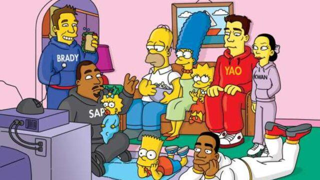 W9 : Les Simpson remplacés par Les Ch'tis !