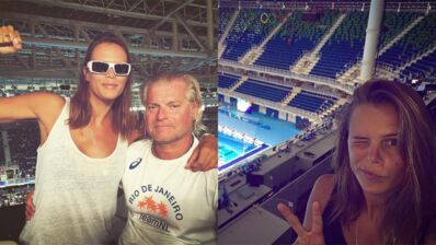 Jeux Olympiques : natation, coulisses télé, Jérémy Frérot… Laure Manaudou dévoile son Rio (20 PHOTOS)