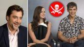 Pirates des Caraïbes 5 (Canal +) : c'est quoi être un pirate en 2017 ? Javier Bardem, Brenton Thwaites... Ils répondent ! (VIDÉO)