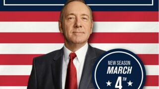 House of Cards : une date pour la saison 4 ! (VIDEO)