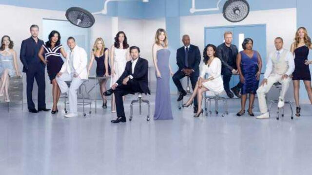 TF1 leader modeste avec Grey's anatomy