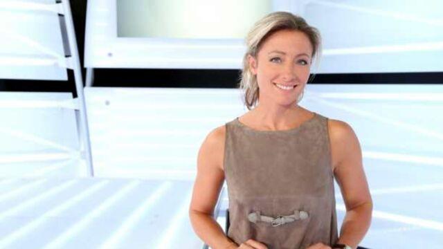 Les adieux d'Anne-Sophie Lapix à Dimanche+ (VIDEO)