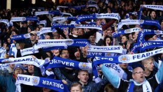 Football : Les prix s'envolent pour assister au sacre de Leicester