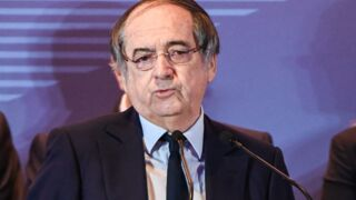 Noël Le Graët réélu à la tête de la Fédération Française de Football