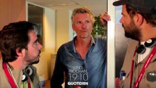 Quotidien : Eric et Quentin jouent les touristes à TF1 dans une vidéo parodique (VIDEO)