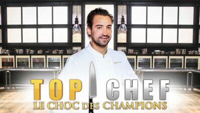 Top Chef : le Choc des champions, avec Pierre Augé, diffusé sur M6 le lundi 25 avril