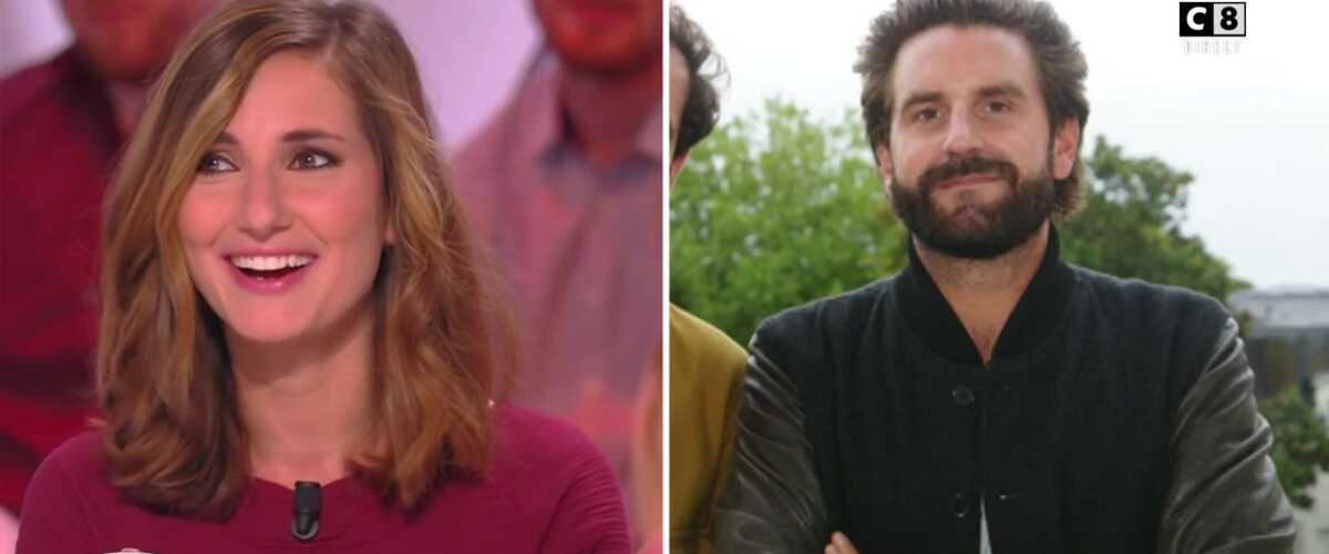 Camille Combal révèle que Marie Portolano est en couple avec Grégoire Ludig  du Palmashow (VIDEO)