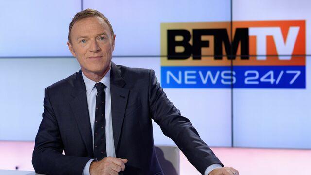 BFM TV : Christophe Hondelatte perd sa tranche info… mais reste sur la chaîne