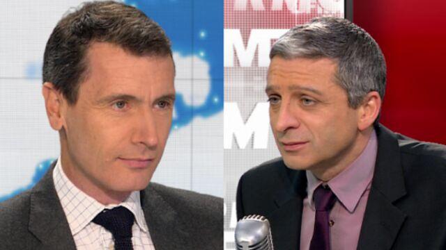 BFMTV : Olivier Mazerolle remplacé par deux journalistes maison